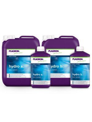 Plagron Hydro A & Hydro B 5 ltr