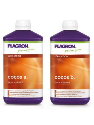 Plagron Cocos A & B 1 ltr