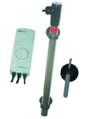 RP INOX vatverwarmer titanium 300 W.