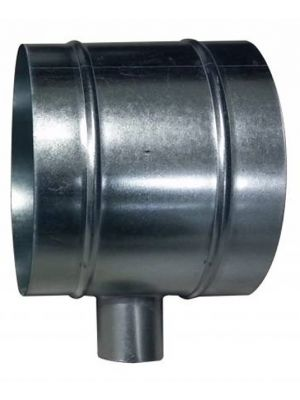 T-Stuk 200 mm - 50 mm - 200 mm
