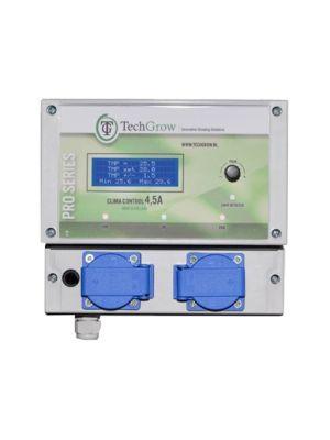 TechGrow Clima Control 4.5A    exclusief sensoren
