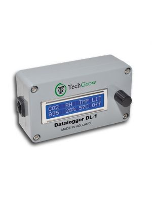 TechGrow Datalogger incl. software.