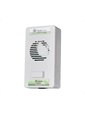 TechGrow S4 sensor / meet CO2 (tot 10.000ppm) / licht / Temperatuur / RV