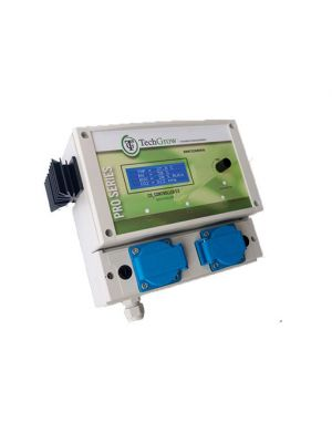TechGrow T-2 CO2 controller / 7 Amp inclusief S4 (tot 2000ppm) sensor