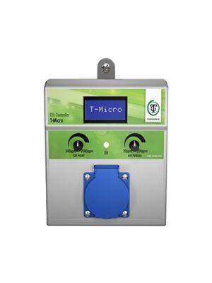 TechGrow T-MICRO Co2 controller exclusief sensor