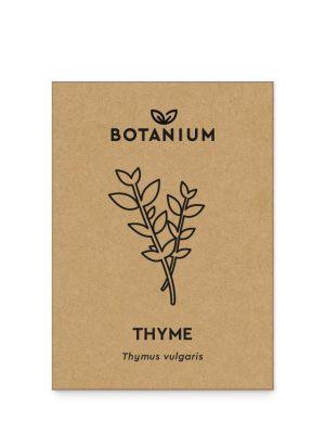 Botanium - Tijm zaden