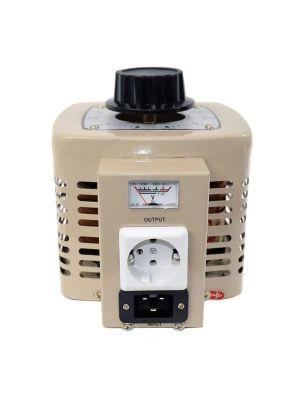 Regeltrafo variac 500 watt 2 Amp