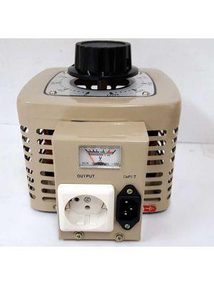 Regeltrafo variac 1000 watt 4 Amp