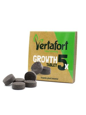 Vertafort Growth Tablets, 5-pack