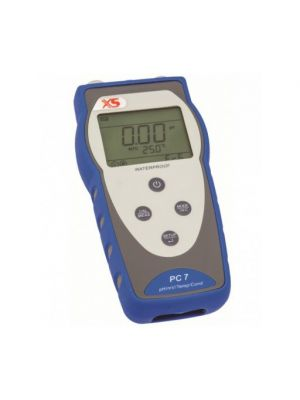 XS - PC 7 GROND & WATER pH & EC meter